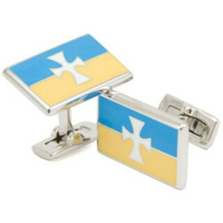 Fraternity Flag Cufflinks
