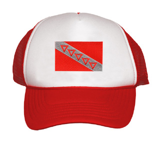 Fraternity Flag Trucker Hat