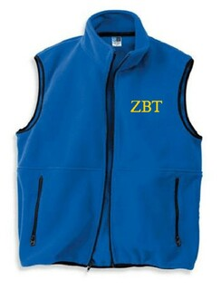 Fraternity Fleece Vest