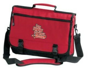 Fraternity Greek Tail Expandable Briefcase