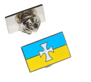Fraternity Greek Lapel Pin
