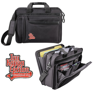 DISCOUNT-Fraternity Tail Design Briefcase Attache