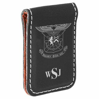 Fraternity Crest Money Clip
