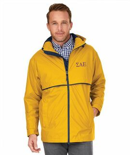 Fraternity Men's New Englander� Rain Jacket