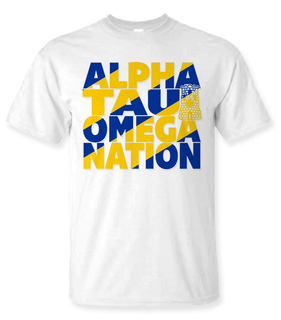 Fraternity Nation $10 Tee