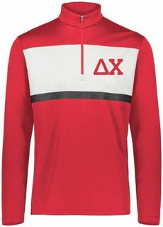 Fraternity Prism Bold 1/4 Zip Pullover