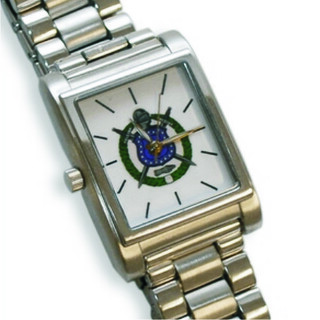 Fraternity Sleek Steel Watch