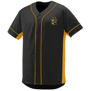 DISCOUNT-Fraternity Slugger Baseball Jersey