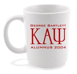 Fraternity & Sorority Alumni / Alumna Coffee Mug