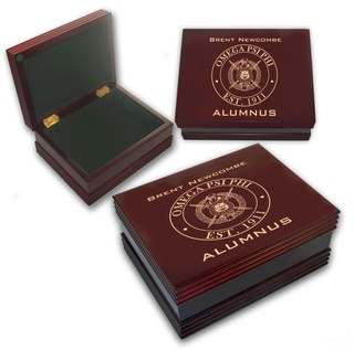 Fraternity & Sorority Alumni / Alumna Keepsake Box