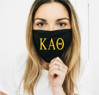 Fraternity & Sorority Face Masks