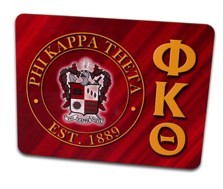 Fraternity & Sorority Hard Mousepad