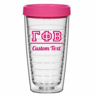 Fraternity & Sorority Miscellaneous Beverage Glasses