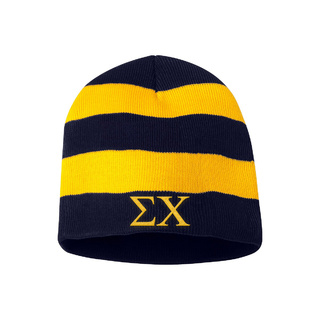 Fraternity & Sorority Rugby Beanie