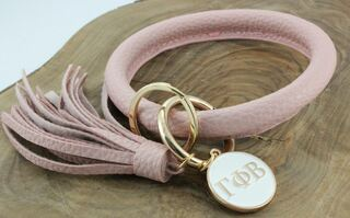 Gamma Phi Beta Bangle Keychain