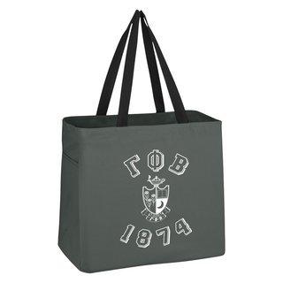 Gamma Phi Beta Block Crest - Shield Cape Town Bag