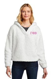 Gamma Phi Beta Cozy Fleece Hoodie
