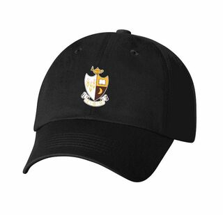 DISCOUNT-Gamma Phi Beta Crest - Shield Hat