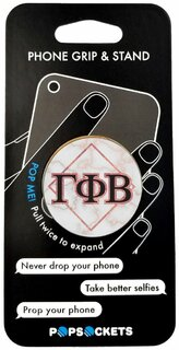 Gamma Phi Beta Diamond Pop Socket
