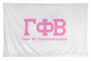 Gamma Phi Beta Flag