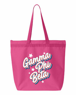Gamma Phi Beta Flashback Tote bag