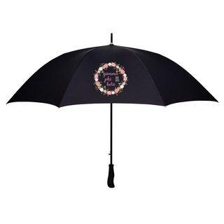 Gamma Phi Beta Floral Umbrella