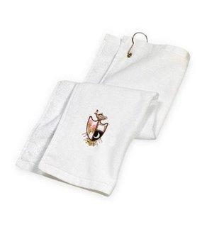 DISCOUNT-Gamma Phi Beta Golf Towel