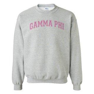 Gamma Phi Beta Nickname College Crew