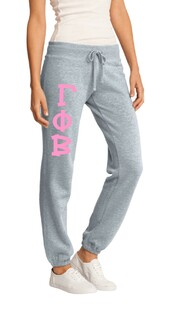 Gamma Phi Beta Junior Core Fleece Pant