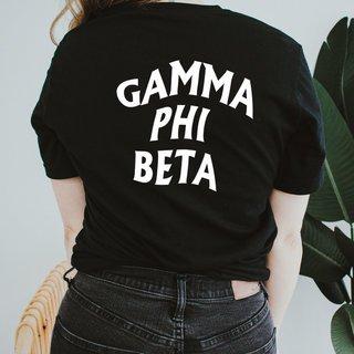 Gamma Phi Beta Social Tee