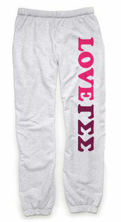 Gamma Sigma Sigma Love Sweatpants