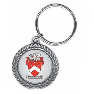 Gamma Sigma Sigma Pewter Key Ring