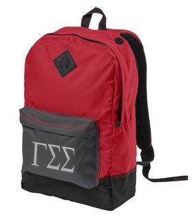 Gamma Sigma Sigma Retro Backpack