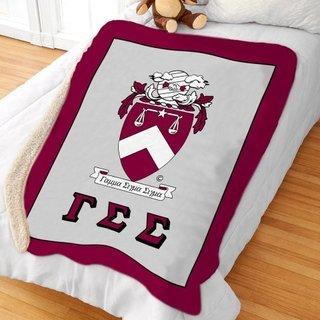 Gamma Sigma Sigma Sherpa Lap Blanket