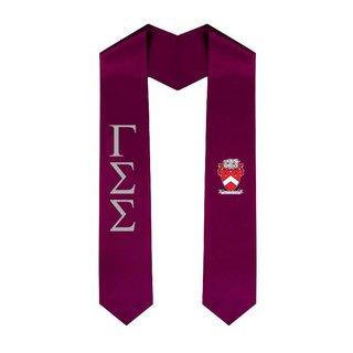 Gamma Sigma Sigma World Famous EZ Stole - Only $29.99!