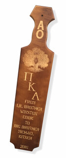 Giant Pi Kappa Alpha Graphic Paddle