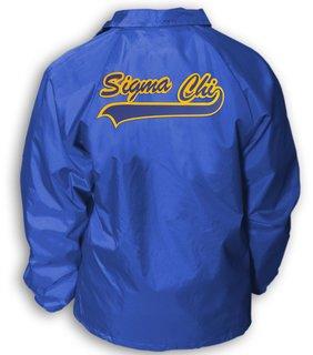 Greek Coach's Tail Jacket