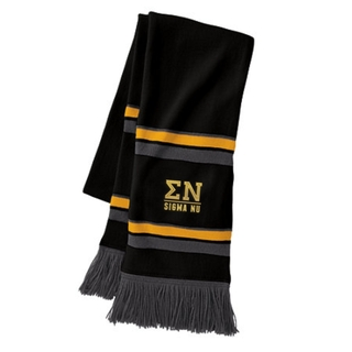 Greek Comeback Scarf
