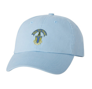 Greek Crest Baseball Hat