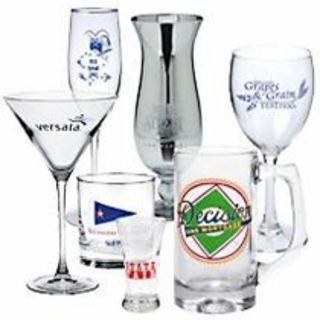 Greek Custom Drinkware
