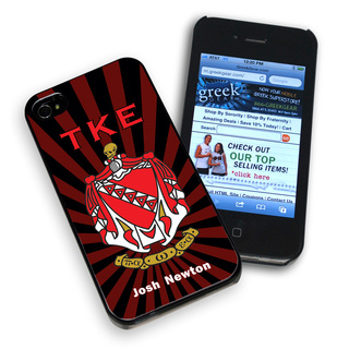Greek Fraternity & Sorority Phone Cover