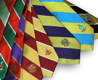 Greek Fraternity Ties