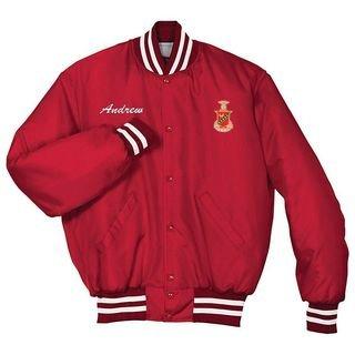 Greek Heritage Jacket