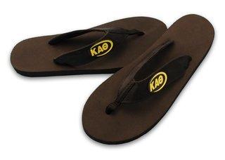 Greek Emblem Sandal