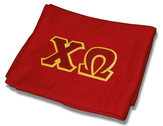DISCOUNT-Greek Twill Sweatshirt Blanket