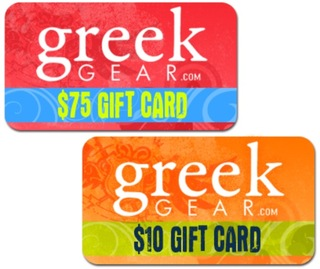 Greekgear.Com Gift Cards & Certificates