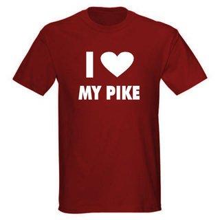 I Heart Greek T-Shirt