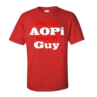 I'm an AOPI Kind of Guy Tee