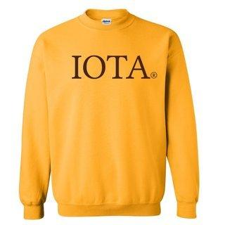 Iota Crewneck Sweatshirt