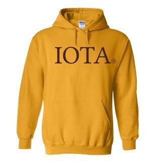 Iota Hooded Sweatshirt